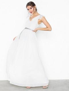Vila Virannsil S/L Maxi Dress/Za Maxikjoler