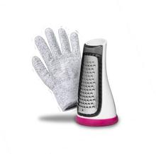 WL Rivejern og beskyttelseshandske