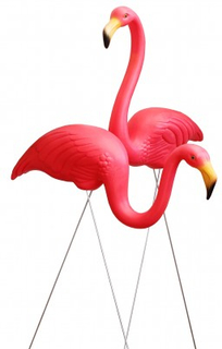 Pink Flamingo Original - Don Featherstone