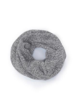 Rundscarf i 100% kashmir från include mångfärgad