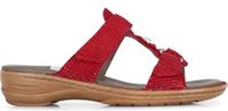 Rød Ara Sandal