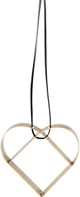 Stelton Figura ornament, hjerte, liten 5cm