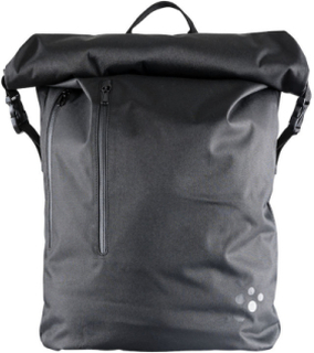 Craft Pure Roll Back Pack Black
