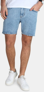 Just Junkies Mike Shorts Supply Blue