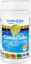Swim & Fun, CombiTabs 20g, Klooriton, 1 kg