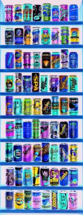 Soft Cans, 2000 brikker