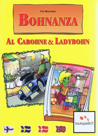 Bohnanza, Al Cabohne & Ladybohn