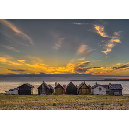 Gotland Island, 1000 brikker