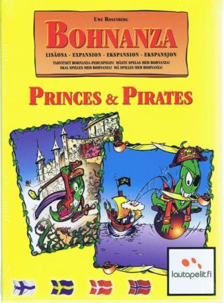 Bohnanza, Princes & Pirates