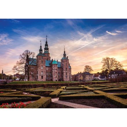 Rosenborg Castle, 1000 brikker