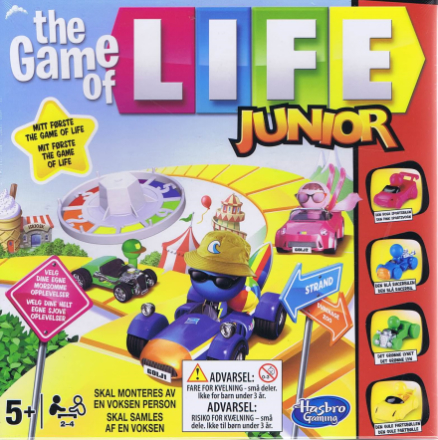 The Game of Life, junior