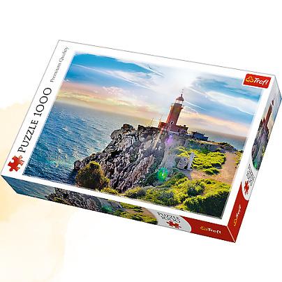 Melagavi Lighthouse, 1000 brikker