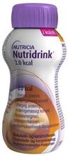 Nutridrink 2 kcal Næringsdrikk sjoko&karamell