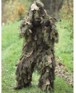 Ghillie suit - Oak Leaf 3D