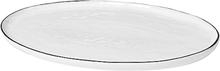 Broste Copenhagen Salt Fat Ovalt L 30 cm