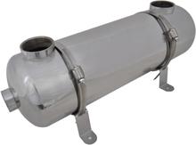 vidaXL Poolvärmeväxlare 485 x 134 mm 60 kW