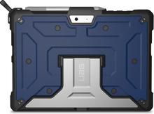 UAG Metropolis Surface Go -suojakotelo (koboltinsininen)