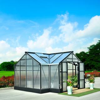 Växthus/uterum 15,8m² Premium