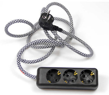 Extension Cord 3-Way, Side Track