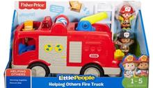 Fisher Price Little People - Brandbil