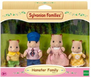 Sylvanian Families Hamster Familien 5121