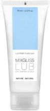 Mixgliss Water-based Lubricant 70ml Transparent