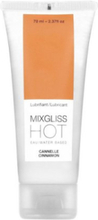 Mixgliss Water-based Lubricant 70ml Hot