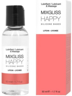 Mixgliss 2-in-1 Silicone Fluid Massage and Lubricant 50ml