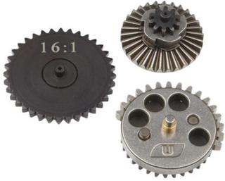 Gear, High Speed, 100-130 m/s