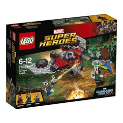 LEGO Super Heroes Ravager-angreb 76079 - wupti.com