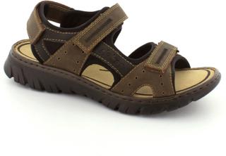 Rieker sandal, (Mørk brun)