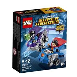 LEGO Super Heroes Mighty Micros: Superman mod Bizarro 76068 - wupti.com