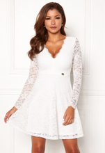 Chiara Forthi Stephanie dress White 42