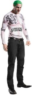 Suicide Squad Joker Kostymekit XL