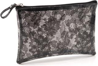 0-50018 Black Make Up Bag