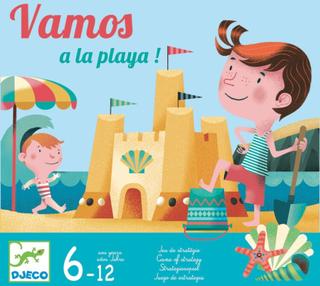 Vamos a la playa - Ett spel från 6 år