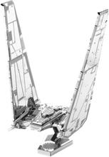 Metal Earth - Star Wars, Kylo Ren's Command Shuttle - Modellbyggsats i metall