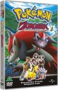 Pokemon: Zoroark Illusionernes Mester - DVD - Film - Gucca