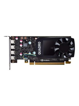 NVIDIA Quadro P620 - 2GB GDDR5 RAM - Grafikkort