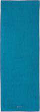 Gaiam Mat Towel Yoga Håndklæde Vivid Blue