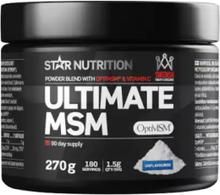 Ultimate MSM Powder, 270g