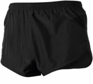 Odlo - Split shorts active run - Løbeshorts - Herre - Sort - Str. XL