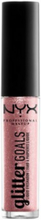 NYX Professional Makeup Glitter Goals Liquid Eyeshadow Ögonskuggor