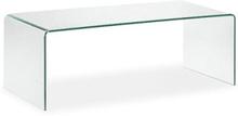 Bonisiolo Sohvapöytä 110 cm Lasi