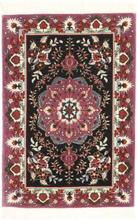 Tabriz 50 Raj med silke matta 58x87 Persisk Matta
