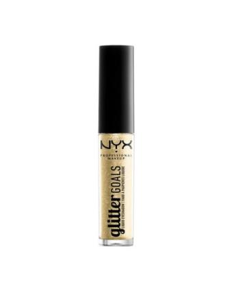 Øyenskygger - Industrial Beam NYX Professional Makeup Glitter Goals Liquid Eyeshadow