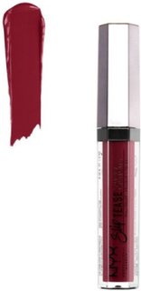 NYX Professional Makeup Slip Tease Lip Lacquer Läppstift Madame Tease