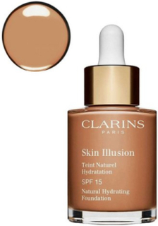 Clarins New Skin Illusion Foundation Sandalwood