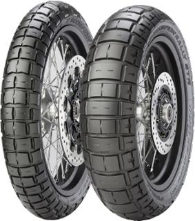 Pirelli Scorpion Rally STR ( 150/70 R18 TL 70V M+S märkt, M/C, Bakhjul )