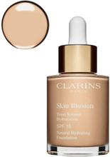 Clarins New Skin Illusion Foundation Foundation Nude